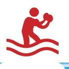 Icône Aqua boxing