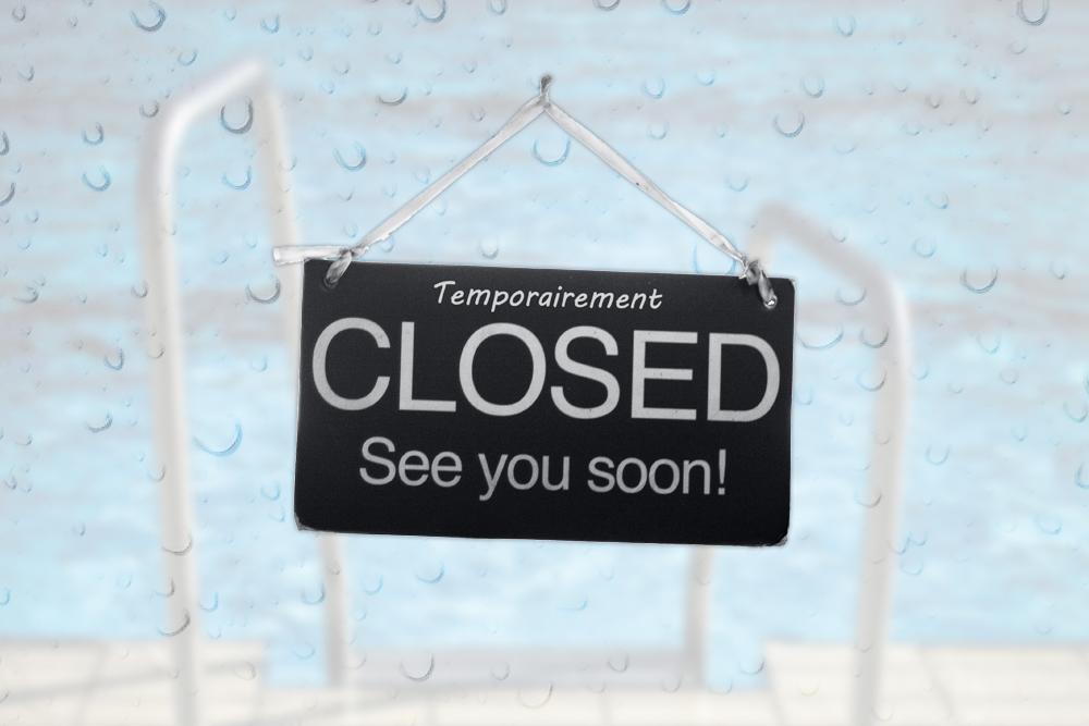 Fermeture temporaire de votre centre Aquafitness O'fit Center